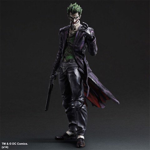 Square enix PLAY ARTS KAI Joker V2