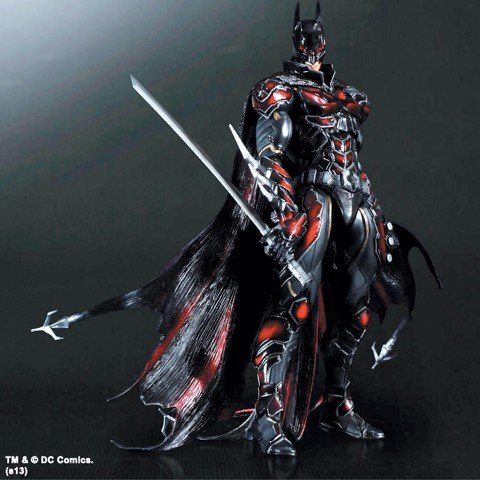 Square enix PLAY ARTS KAI BATMAN Limited Color ver. Action Figure