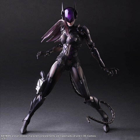 Square enix PLAY ARTS KAI Cat Women
