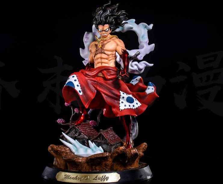 Tượng One Piece mô hình luffy 40cm v2 – Marvelstore