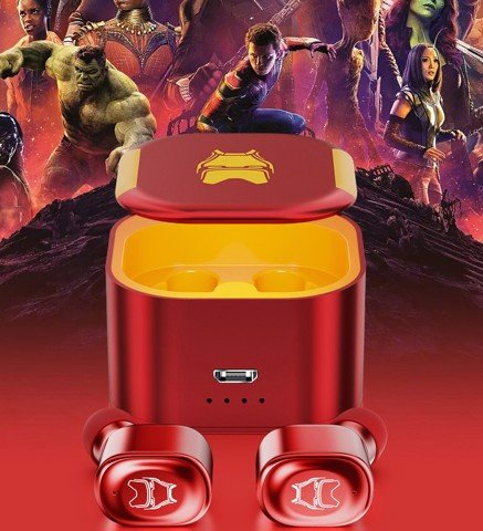 Tai nghe bluetooth Marvel v2