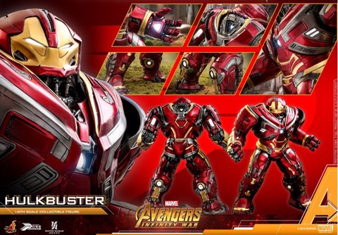 Hottoys Hulkbuster 2.0 IW NEW
