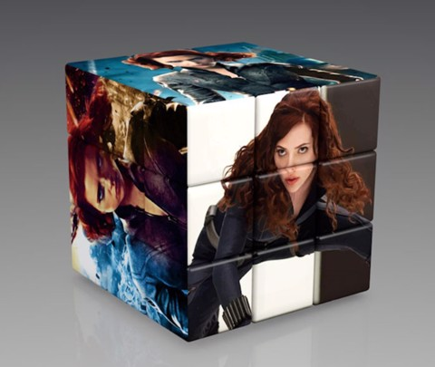 Rubik black widow