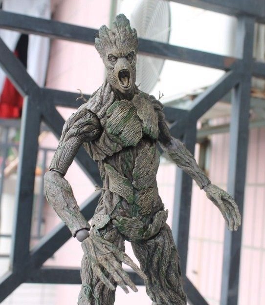 Groot Hottoys fake