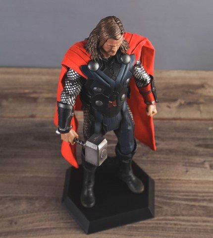 Mô hình Thor the dark world crazy toys 30cm