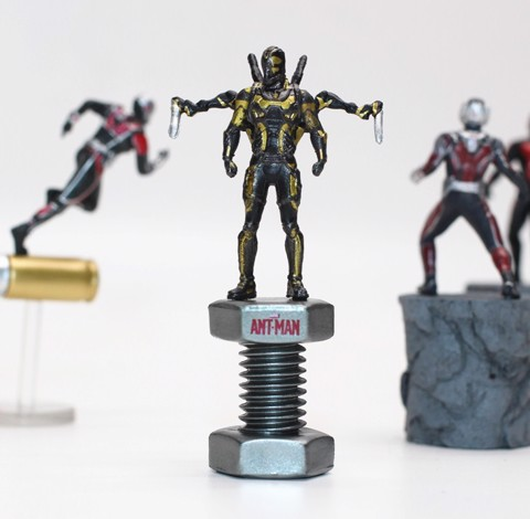 Antman Yellow jacket 1;1 bản tĩnh