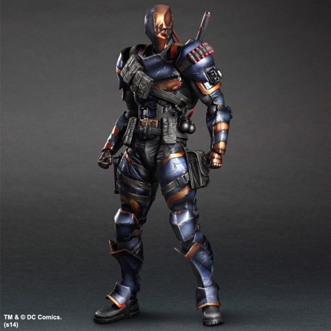 Square enix PLAY ARTS KAI Deathstroke