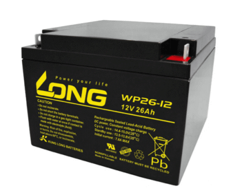 LONG WP26-12 (12V-26AH)