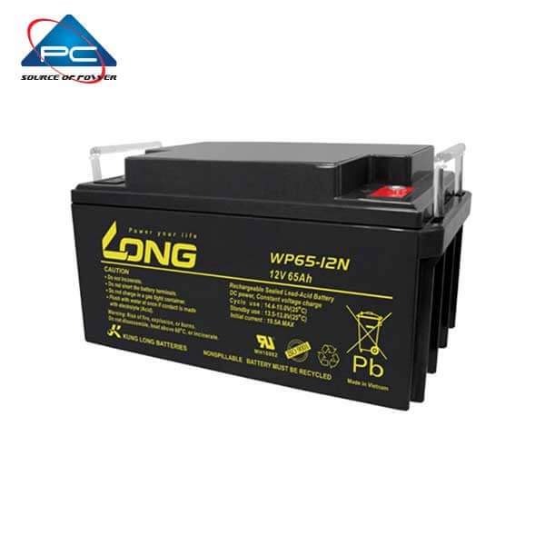 LONG WP65-12 (12V-65AH)