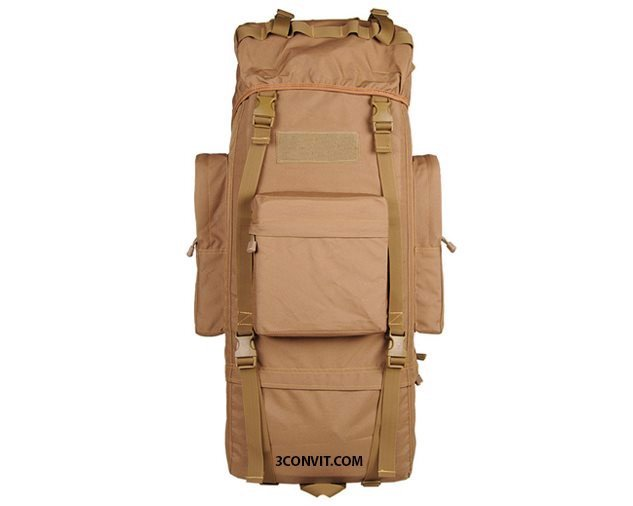 Military Tactical Backpack Hiking Camping