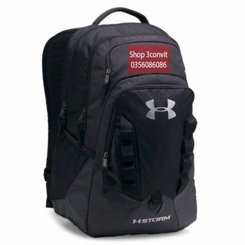 Balo Laptop Under Armour Storm Recruit Black
