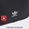 Balo Laptop Adidas Originals Classic Backpack Black