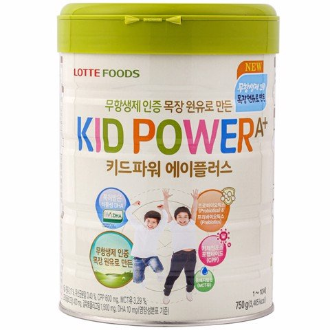 Kid Power A+ 750gram