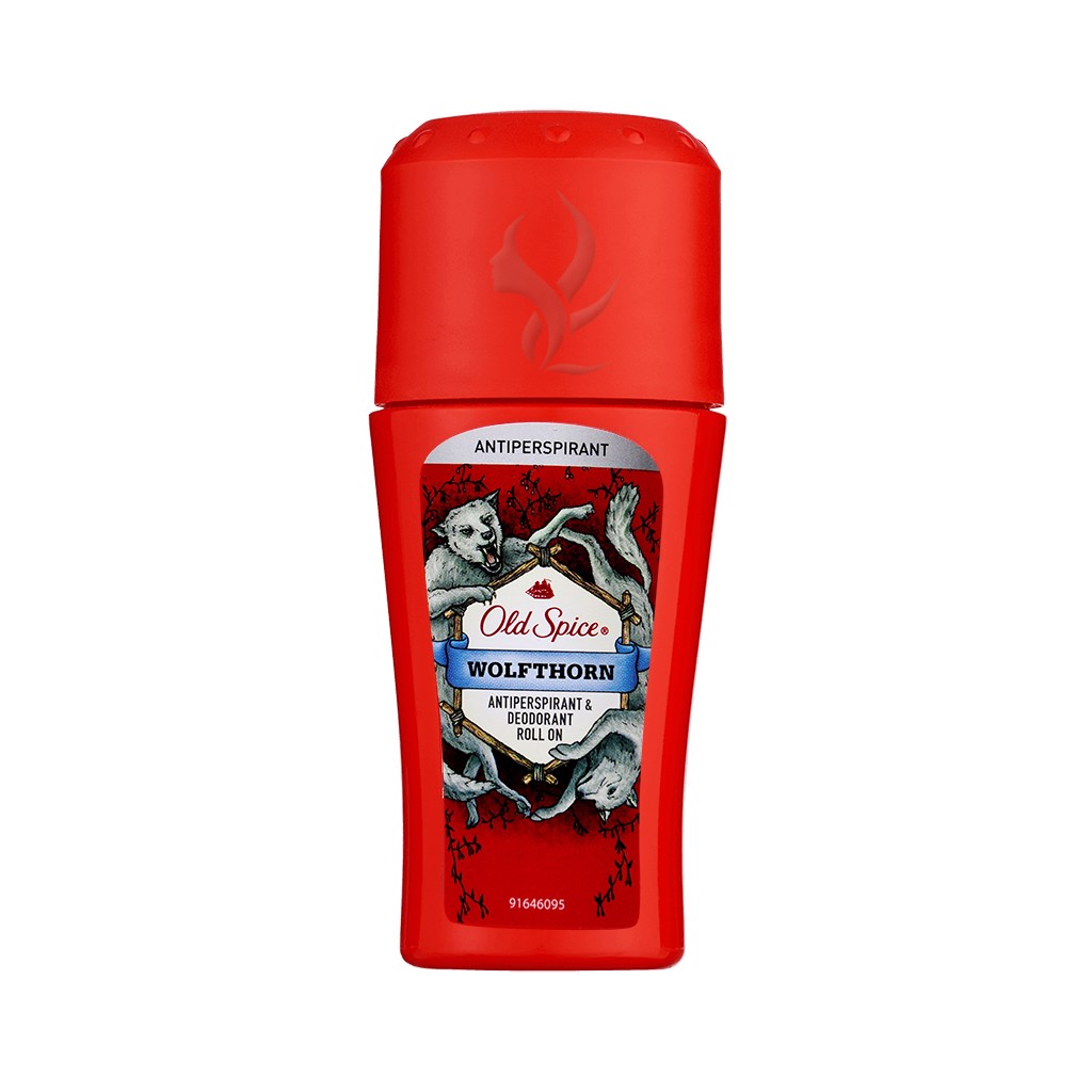 Lăn khử mùi nam Old Spice Wolfthorn Anti-Perspirant & Deodorant Roll On 50ml
