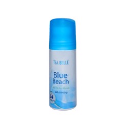 Lăn khử mùi nữ Isa Belle Blue Beach Roll On For Women Whitening 60ml