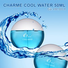 Nước hoa nam Charme Cool Water 50ml