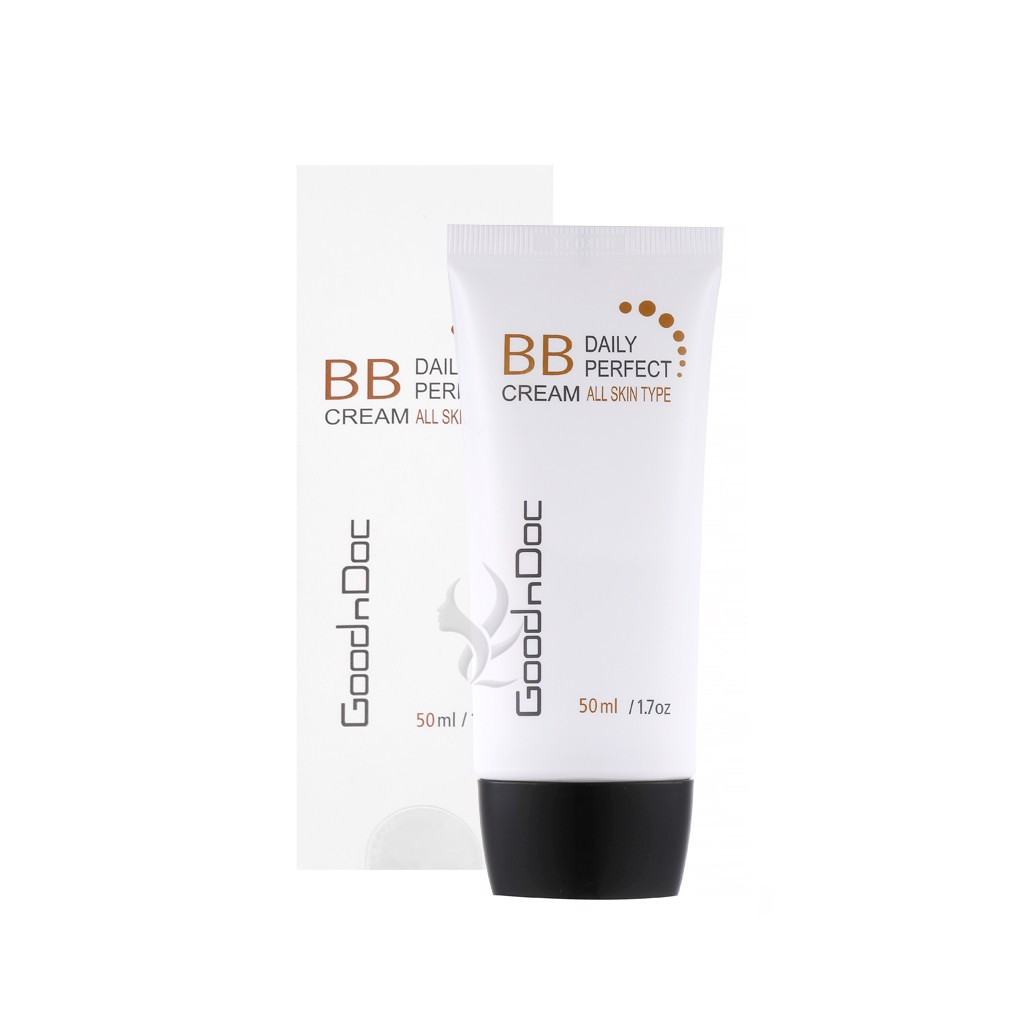 Kem BB trang điểm Goodndoc Daily Perfect BB Cream 50ml