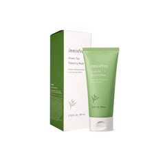 Mặt nạ ngủ Innisfree Green Tea Sleeping Mask 80ml new 2019