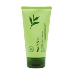 Sữa Rửa Mặt Innisfree Green Tea Foam Cleanser 80ml