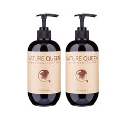 Bộ gội - xả Nature Queen Premium Herbal 480ml