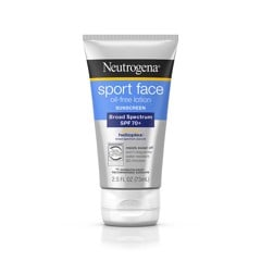 Kem chống nắng Neutrogena Sport Face Oil- Free Lotion SPF 70+ 73ml