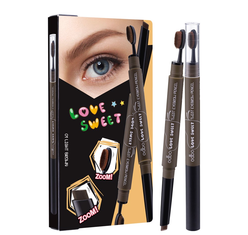Kẻ mày Odbo Love Sweet Twist Eyebrow Pencil