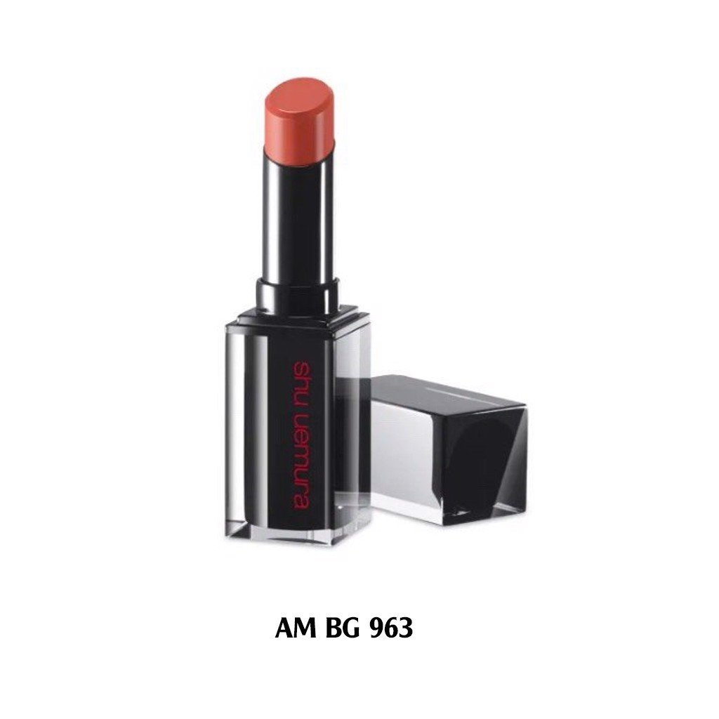 Son thỏi Shu Uemura Rouge Unlimited Amplified Matte AM BG 963
