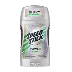 Lăn khử mùi nam Speed Stick Antiperspirant Deodorant Power Fresh 85g