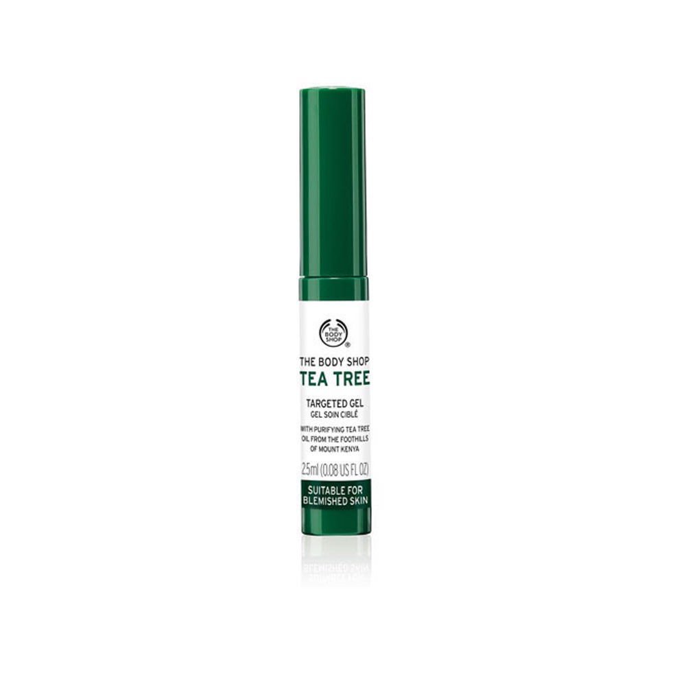Gel Trị Thâm Mụn The Body Shop Tea Tree Targeted Gel 25ml