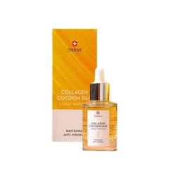 Tinh Chất Siêu Chỉ Tshine Collagen Cocoon Silk Glossy Ampoule 30ml