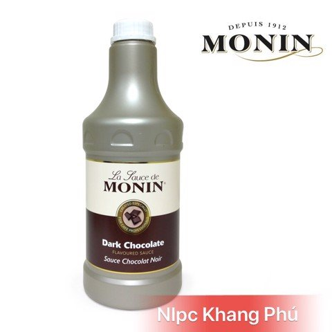 Monin Dark Chocolate (1,89L)