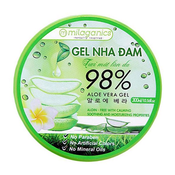 MP052 - GEL NHA ĐAM MILAGANICS 300ML