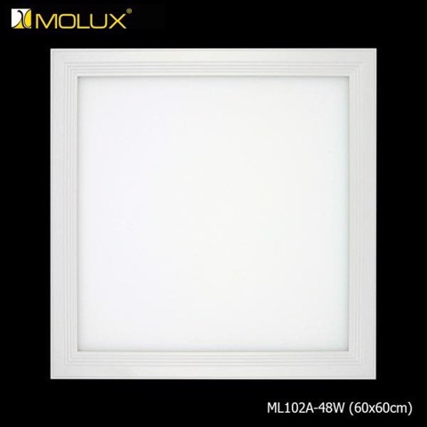 Led Panel  siêu mỏng Molux ML102A-48W/6000K (60*60mm)