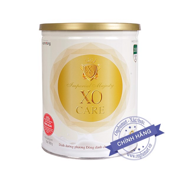 Sữa Imperial Majesty XO Care Hộp thiếc 800g