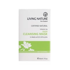 Mặt Nạ Đất Sét Living Nature Deep Cleansing Mask