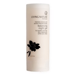 Gel Dưỡng Da Ban Đêm Living Nature Balancing Night Gel