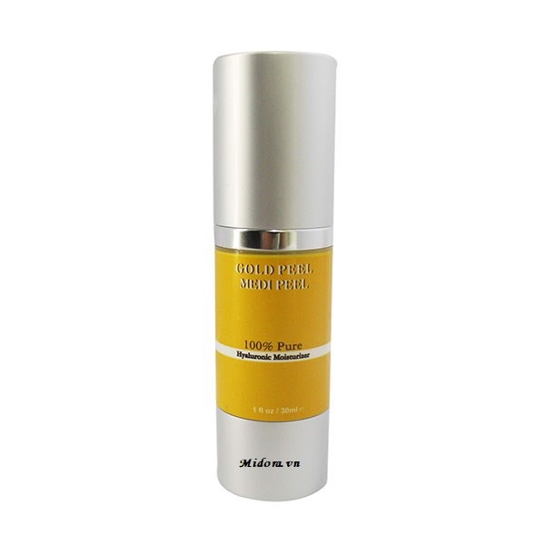 Tinh Chất Cấp Ẩm Gold Peel 100% Pure Hyaluronic Moisturizer