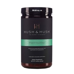 Bột Protein Thuần Chay Hush & Hush Plant Your Day