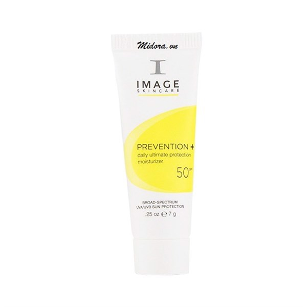 Kem Chống Nắng Image Skincare Prevention+ Daily Ultimate Protection Moisturizer SPF50