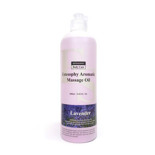 Dầu Massage Hương Lavender Estesophy Aromatic Massage Oil