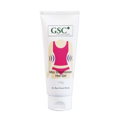 Gel Nóng Tan Mỡ GSC Miss Slim Korean Hot Gel