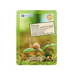 Sample Mặt Nạ 3D Ốc Sên Snail Natural Essence Mask Foodaholic