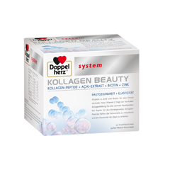 Collagen Dạng Nước Doppelherz System Kollagen Beauty