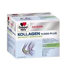 Collagen Dạng Nước Doppelherz Kollagen 11000 Plus
