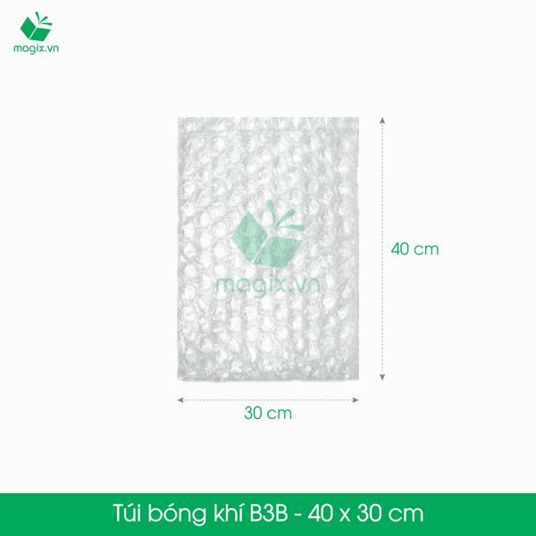 Túi bóng khí hỗ trợ công việc bảo quản cho hộp carton