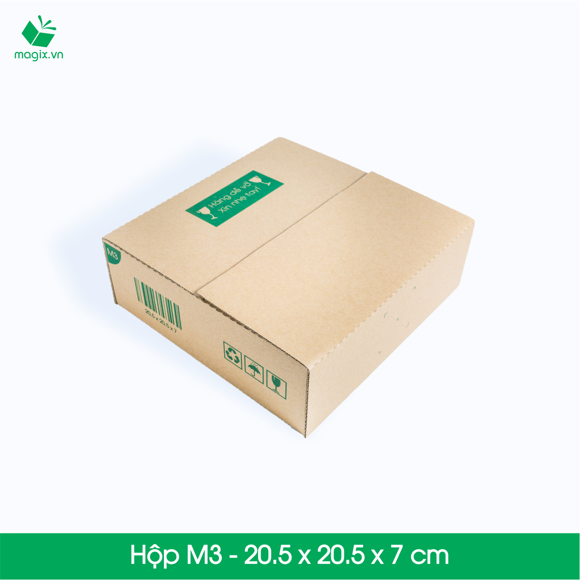 Mua thùng carton giá rẻ, chất lượng tại Magix.vn