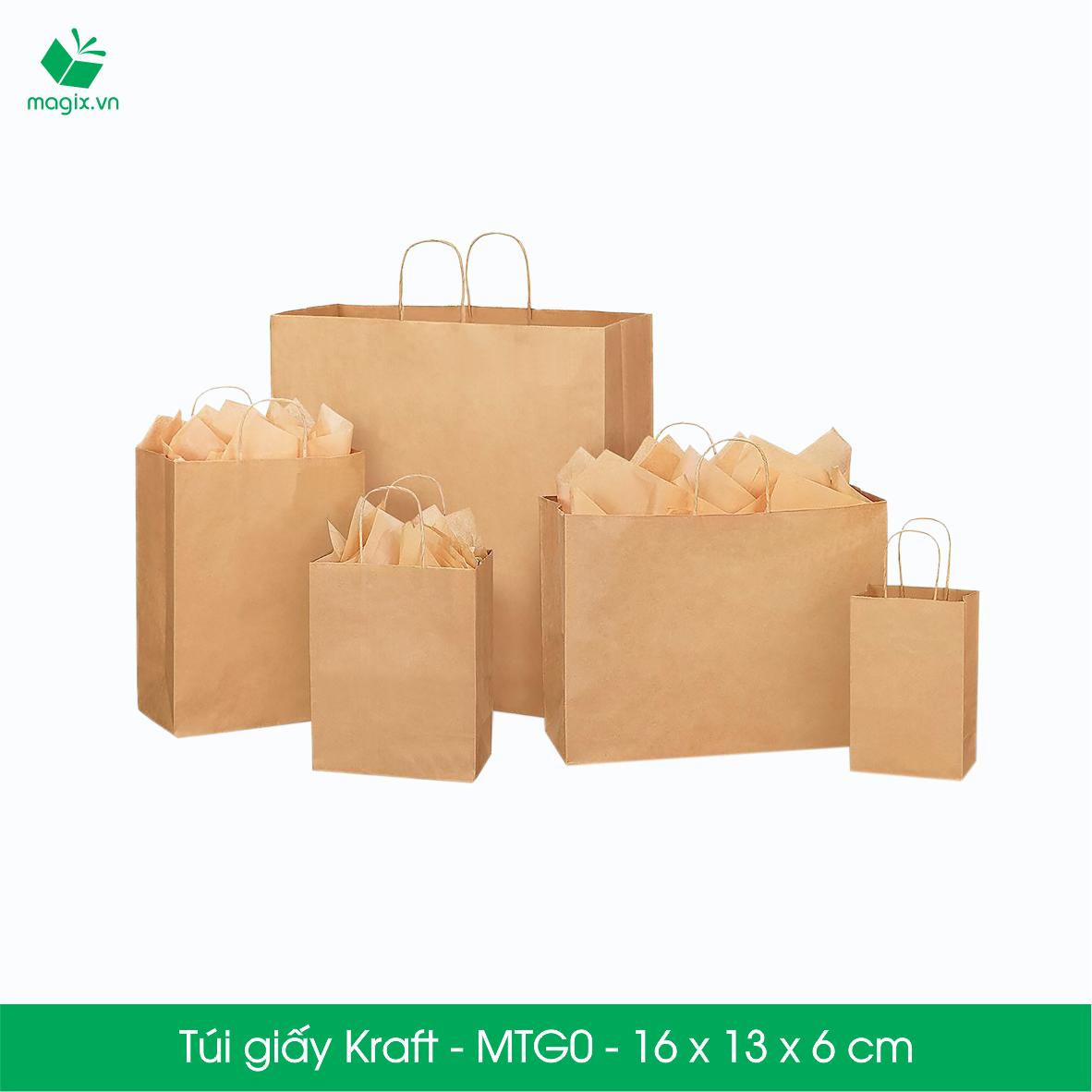 Bao bì giấy có giá thành rẻ mà còn thân thiện với môi trường