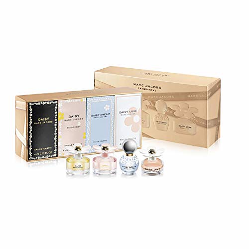 Set nước hoa mini Marc Jacobs 4x4ml