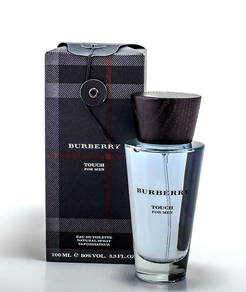 Nước hoa Burberry Touch for men 100ml
