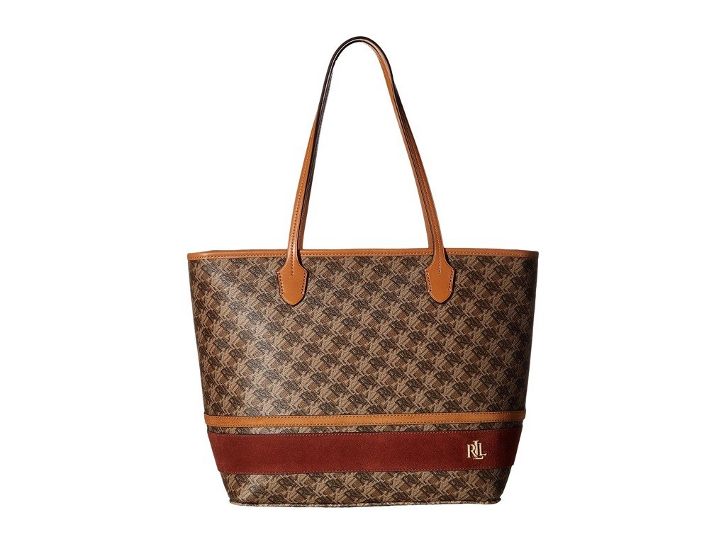 Túi xách Ralph Lauren 9014068 Dobson Ashley Tote